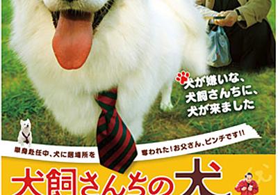 【映画】犬嫌いのおじさんと、サモエド犬の交流。『犬飼さんちの犬』 - CharmyNote