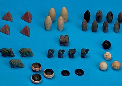 5,000年前のボードゲーム、トルコで発見 WIRED.jp