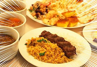 こんなに旨いアラブ料理が1,200円で食べ放題とは…!六本木の超穴場「アラジン」の中東感に満ち溢れた料理が素晴らしすぎる -  ぐるなび みんなのごはん