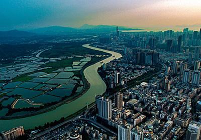 深圳がトップ、上海2位 都市ビジネス環境指数 写真1枚 国際ニュース:AFPBB News