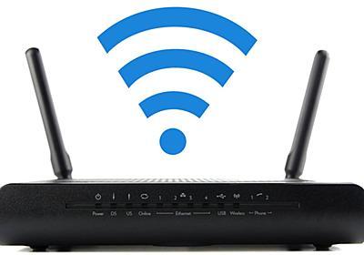 無線LANは壁があってもどこまで届くか、企業向けと家庭向け製品で電波強度を測定