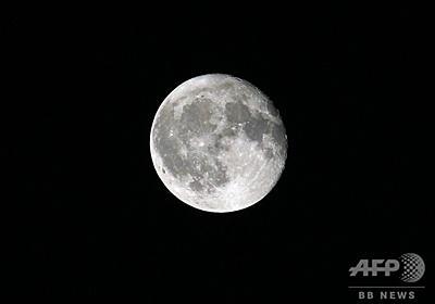 中国が「人工月」打ち上げへ 街灯代わり、電気代節約に 写真1枚 国際ニュース:AFPBB News