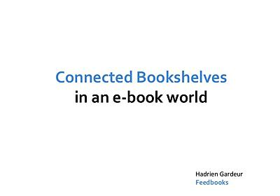 Connected Bookshelves