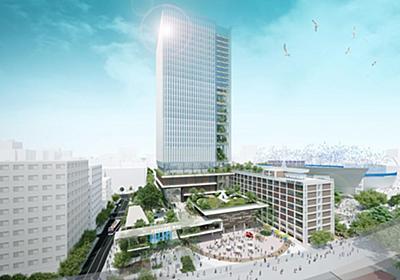 横浜市の現市庁舎が星野リゾートが手掛けるホテルに 2024年度に開業予定 - ヨコハマ経済新聞