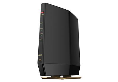 バッファローは全Wi-Fi 6ルーターでメッシュ対応へ。新製品2機種も投入 - PC Watch