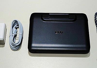 6インチ画面の超小型PC、話題の「GPD MicroPC」を買ってみた | 日経 xTECH(クロステック)