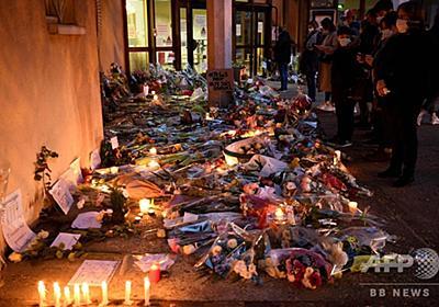 殺害された仏教師、脅迫されていた 生徒とその父から告訴も 写真6枚 国際ニュース:AFPBB News