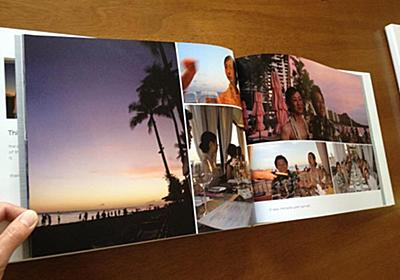 Mac標準ソフトのiPhotoで作る写真集がヤバい もっと流行るべき | tsubuzorotta film
