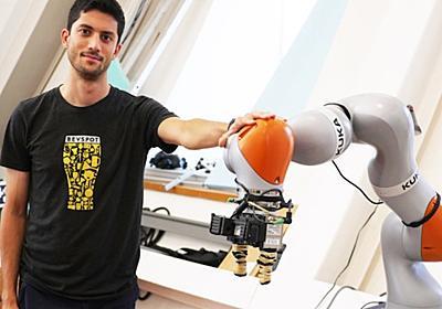 未来のロボットアームは、人工知能でモノを視覚的に判断できる、はず。 | ギズモード・ジャパン