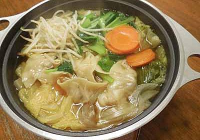 餃子鍋 - めのキッチンの美味しい生活