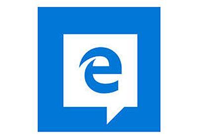 MS、「Edge」ブラウザで非対応の技術を明らかに--「ActiveX」「VBScript」など - CNET Japan