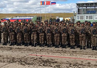 中露合同軍事演習:仮想敵国は日米? 東シベリア現場ルポ - 毎日新聞