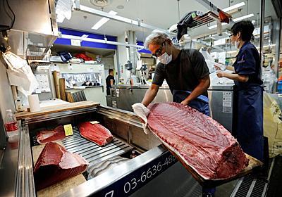 マグロを食べる人の激減で損害被る人々の苦難   ロイター   東洋経済オンライン   経済ニュースの新基準