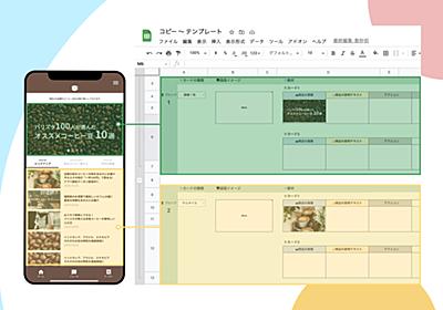 Googleスプレッドシートにテキスト・画像を入れるだけでアプリが完成する「ノーコードアプリ制作ツール」が提供開始 - Digital Shift Times(デジタル シフト タイムズ) その変革に勇気と希望を