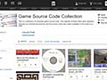 無料で241種類ものPCゲームのソースコードを見ることができる「Game Source Code Collection」 - GIGAZINE