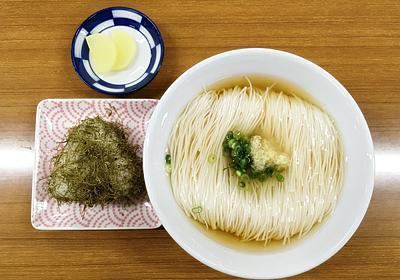 富山県民が並んででも食べたいそうめんとメロンパフェと海の食堂 - みいこの富山ライフ