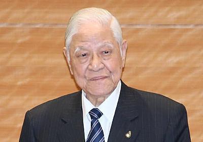 台湾元総統・李登輝氏が死去 「民主化の父」  :日本経済新聞