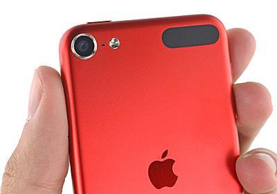 iFixit、「第6世代iPod touch」の分解写真を公開