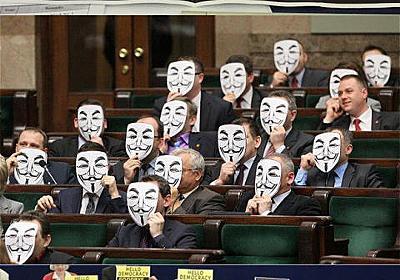 インターネットの終焉迫る!ACTA批准を絶対阻止しよう! | カレイドスコープ