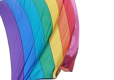LGBTの象徴「レインボーフラッグ」はなぜ6色? 作った人に聞いてみた|ウートピ