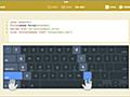 Web制作者の腕試し!HTMLやCSSやJavaScriptなどのコードでキーボードのタイピング練習ができる -Type Fu | コリス