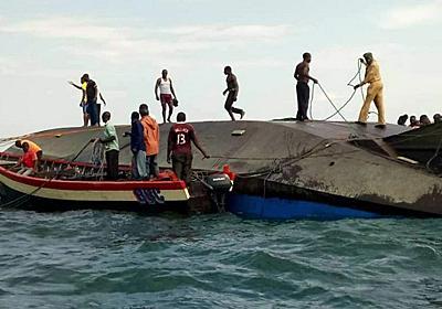 Lake Victoria Tanzania ferry disaster: Survivor found - BBC News