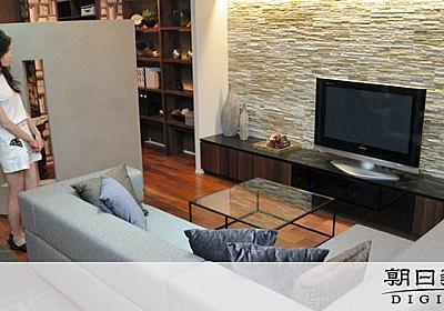 もう新築は高すぎる… マンション市場、主役は中古物件:朝日新聞デジタル