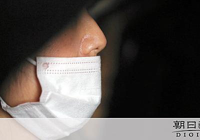 鼻出しマスクは感染するし、感染させる「鼻から飛沫が」 [新型コロナウイルス]:朝日新聞デジタル
