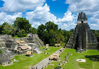 マヤの首都に異なる文明の「飛び地」を発見、謎深まる | ナショナルジオグラフィック日本版サイト