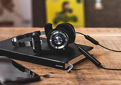 KOSS Porta ProがBluetoothヘッドフォンに。実売12,800円 - AV Watch