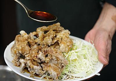 町中華の名店・ことぶき食堂の名物メニュー「ブタカラ」のレシピを教わってきた - メシ通 | ホットペッパーグルメ