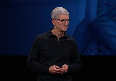 Appleのティム・クックCEO、アイブ氏退職理由の報道を「デタラメ」と批判 - iPhone Mania