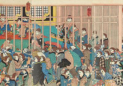 『浮世絵動物園』 太田記念美術館(東京都) - 全国のイベント情報 : CINRA.NET