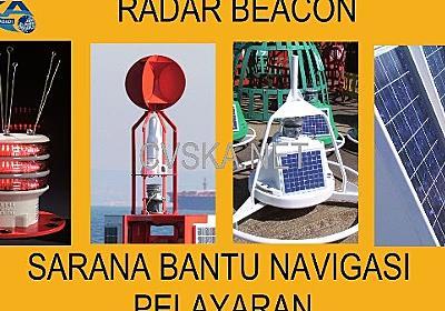 SUAR RADAR RACON RADAR BEACON - RAMBU PELAYARAN 0813-8988-2622