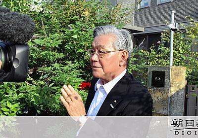 1.8億円受領問題、関電社長が会見へ:朝日新聞デジタル
