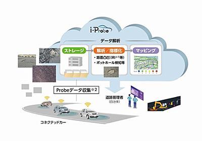 ソフトバンクなど、米国に道路メンテナンス事業の新会社設立 コネクテッドカーを活用 | レスポンス(Response.jp)