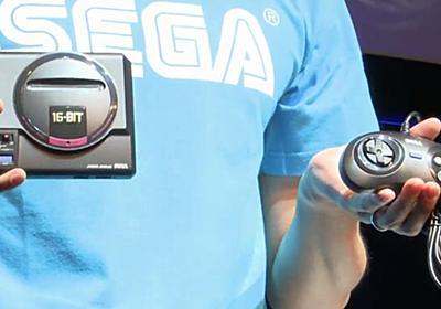 セガ、「メガドライブ ミニ」を2019年9月19日に発売へ。北米Genesis版も発売決定