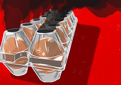 アメリカでなぜか卵が最近プラスチックパック。なんで? | ギズモード・ジャパン