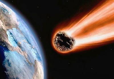 宇宙から地球に毎年5000トン以上もの微小な隕石が降り注いでいる - GIGAZINE