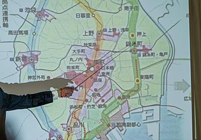 豊洲〜住吉、地下鉄8号線の延伸で新駅はどこにできる? [2017年7月 区政報告会レポート] | とよすと