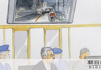 衝突後「はい、終わりー」の声 あおり運転のドラレコに:朝日新聞デジタル