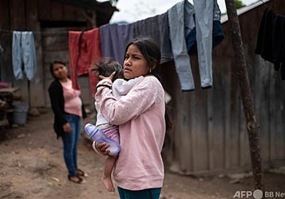 「私たちは動物じゃない」 花嫁として売られるメキシコの少女たち 写真29枚 国際ニュース:AFPBB News
