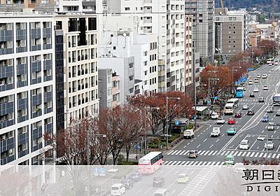 京都に「別荘」を持ちたい中国人たち マンションは高騰:朝日新聞デジタル