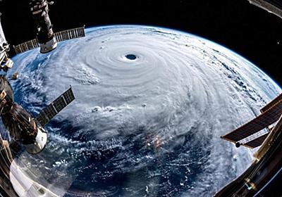 CNN.co.jp : 宇宙から見える「巨大な渦」 台風24号が台湾・沖縄方面へ