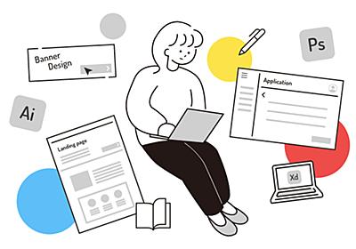 新人デザイナーが入社後スキルアップした研修3step - NRIネットコム Design and Tech Blog