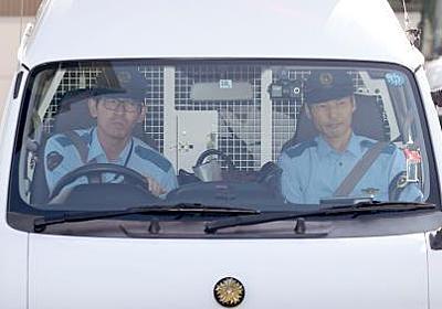 逮捕の男「相手の方が危険運転」 - ロイター