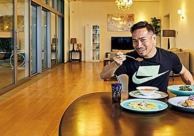 長友佑都のファットアダプト食事法。「脂をエネルギーに変えてます」 - サッカー日本代表 - Number Web - ナンバー
