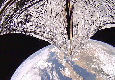 太陽光を帆に受けて進む宇宙船「ライトセイル2号」が地球周回軌道上でのソーラーセイリングを実証 - GIGAZINE