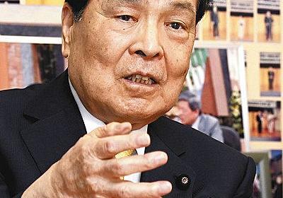 <野党に問う>日本維新の会・片山虎之助共同代表インタビュー 「日本大改革プランを準備」:東京新聞 TOKYO Web