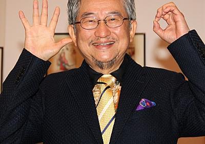 """74歳・永井豪、過激求めた漫画家人生 """"表現""""批判に苦言「世の中の方が過激」   ORICON NEWS"""